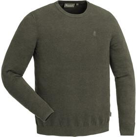 Pinewood Värnamo Crewneck Strikket sweater Herrer, grøn